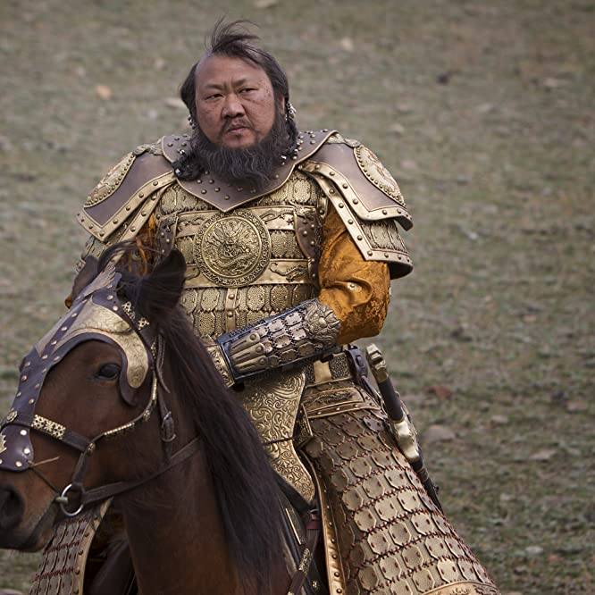 Benedict Wong in Marco Polo (2014)