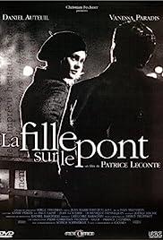 La fille sur le pont Poster