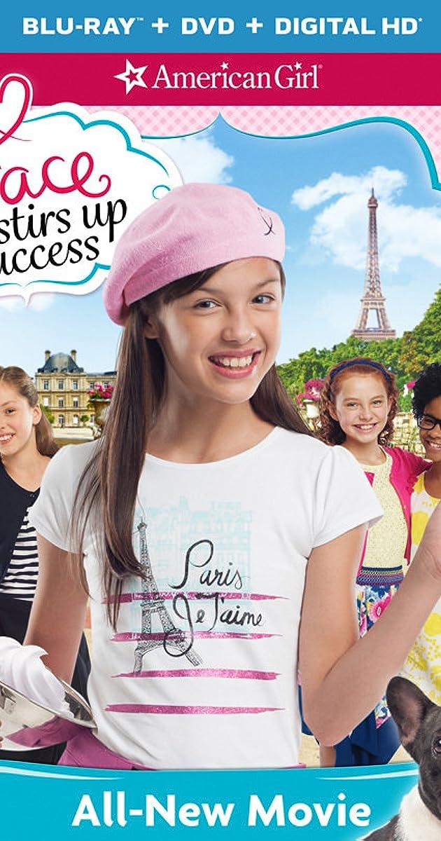 American Girl Grace Stirs Up Success Cast