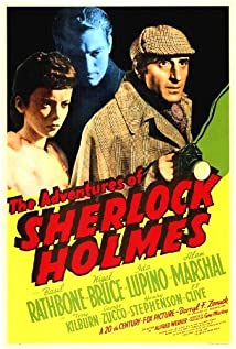 The Adventures of Sherlock Holmes and A Scandal in Bohemia