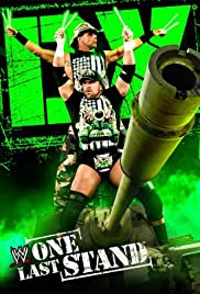WWE: DX: One Last Stand Poster