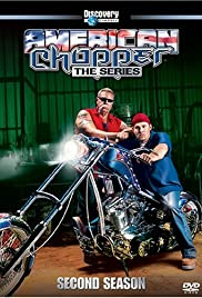 American Chopper: The Series Poster