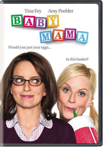 Baby Mama 2008 Dual Audio Hindi 300MB BluRay 480p x264 ESubs