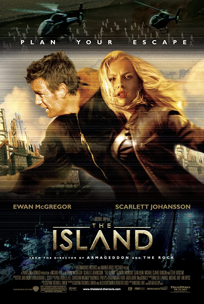 The Island 2005 720p BRRip Dual Audio Watch Online Download At Movies365.in