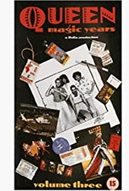 Queen: Magic Years, Volume Three - A Visual Anthology Poster
