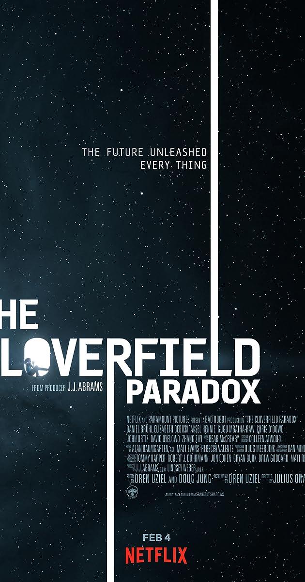 Kloverfyldo stotis / The Cloverfield Paradox (2018) online