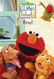 Elmo's World: Pets! Poster