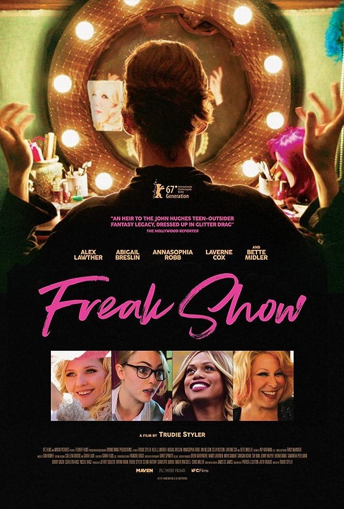 فيلم Freak Show 2017 مترجم