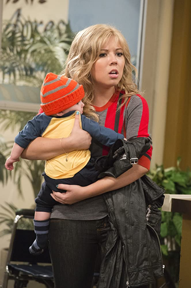 Brody weinberg jennette mccurdy aiden weinberg and brody weinberg in sam cat 2013 voltagebd Images