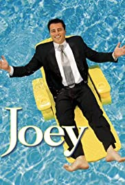Joey and the Plot Twist Poster