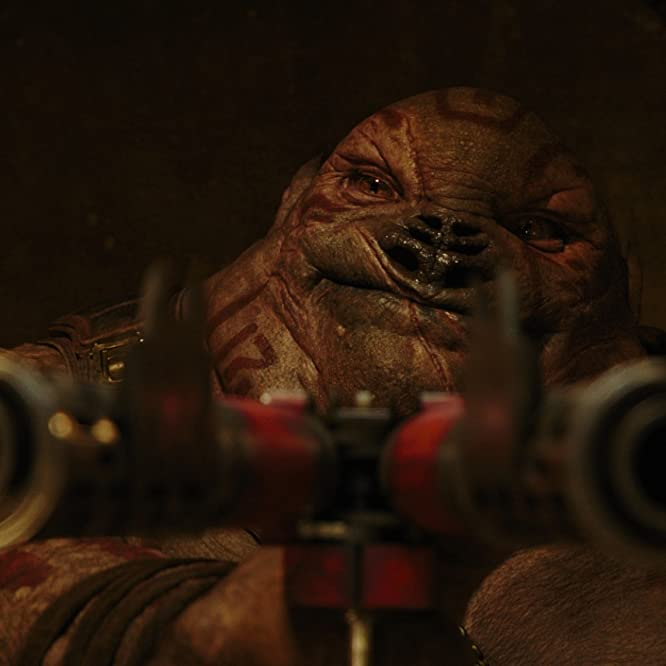 John Goodman in Valerian and the City of a Thousand Planets (2017)