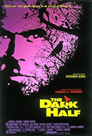 The Dark Half(1993) Poster - Movie Forum, Cast, Reviews