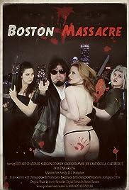 Boston Massacre Poster