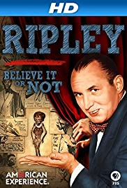 Ripley: Believe It or Not Poster