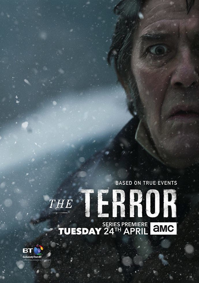 Ciarán Hinds in The Terror (2018)