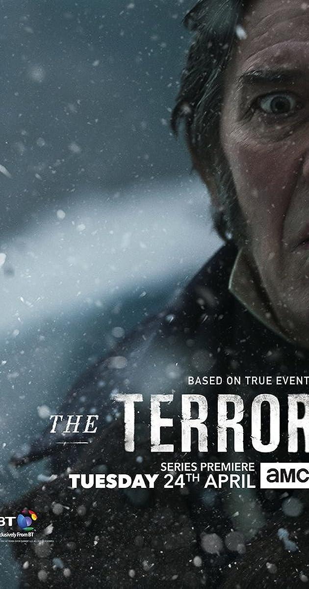 Stingdantis siaubas 1 sezonas / The Terror Season 1 (2018) online