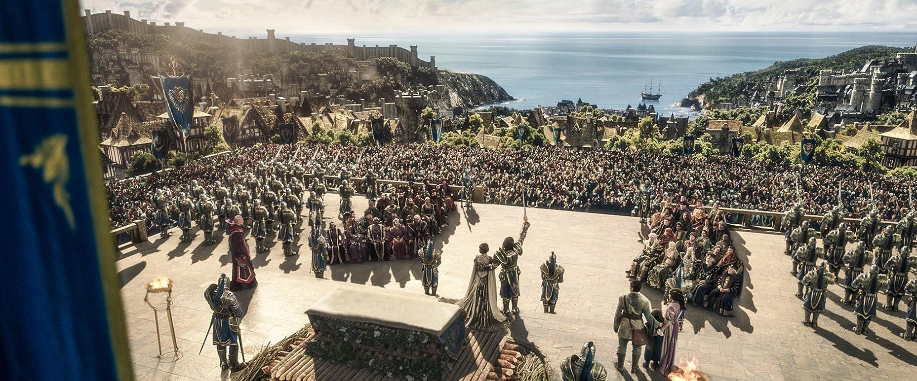 Legendary Pictures' Warcraft - Trailer 5