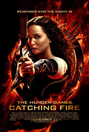 The Hunger Games: Catching Fire poster