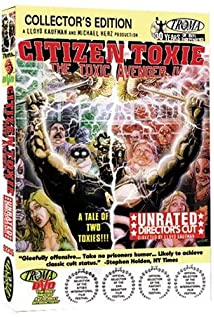 Citizen Toxie: The Toxic Avenger IV movie