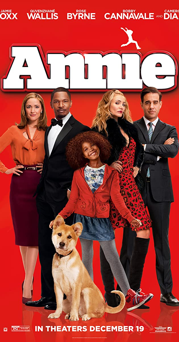 Annie 2014 full cast crew imdb for New kid movies coming out this weekend