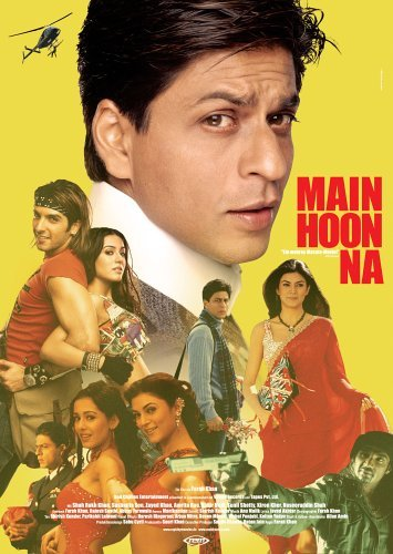 Main Hoon Na 2004 Free Movie Download HDRip 720p Watch Online Free Download At www.movies365.in