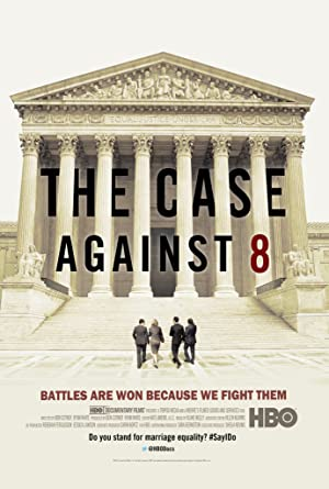 The Case Against 8 Pelicula Poster