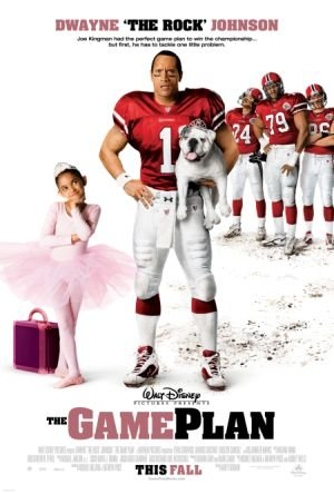 The Game Plan (2007) - IMDb