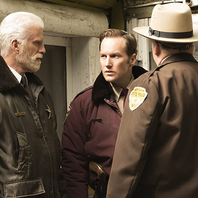 Ted Danson, Wayne Duvall, and Patrick Wilson in Fargo (2014)