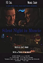 Silent Night in Muncie Poster
