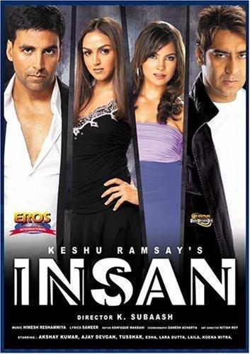 Insan (2005) Hindi DVDRip x264 700MB