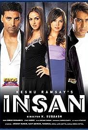 Insan Poster