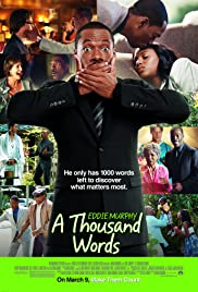 A Thousand Words Poster