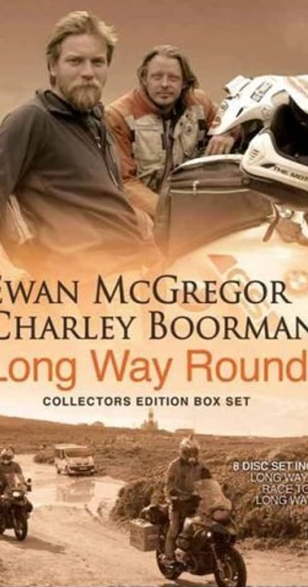 Long Way Round (TV Mini-Series 2004)