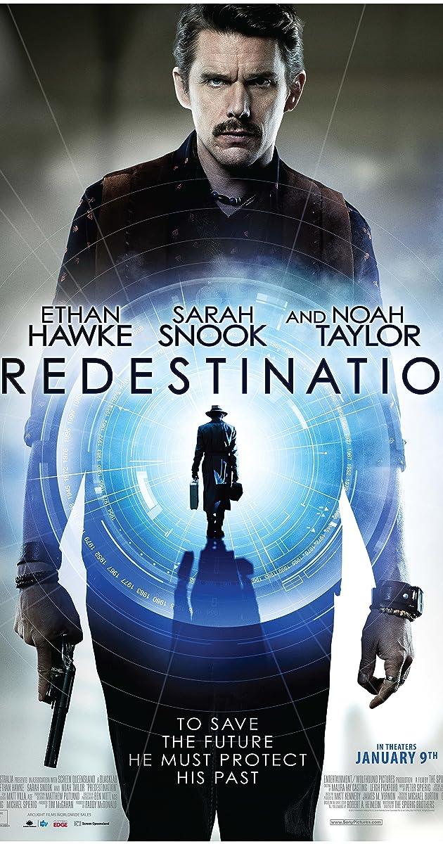 predestination 2014 imdb