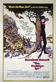 Mrs. Pollifax-Spy Poster