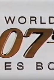 The World of James Bond Poster