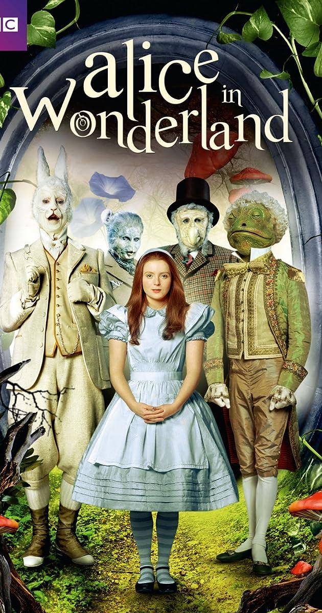 Alice In Wonderland Tv Series 1986  - Imdb-9073