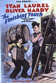 The Finishing Touch Poster