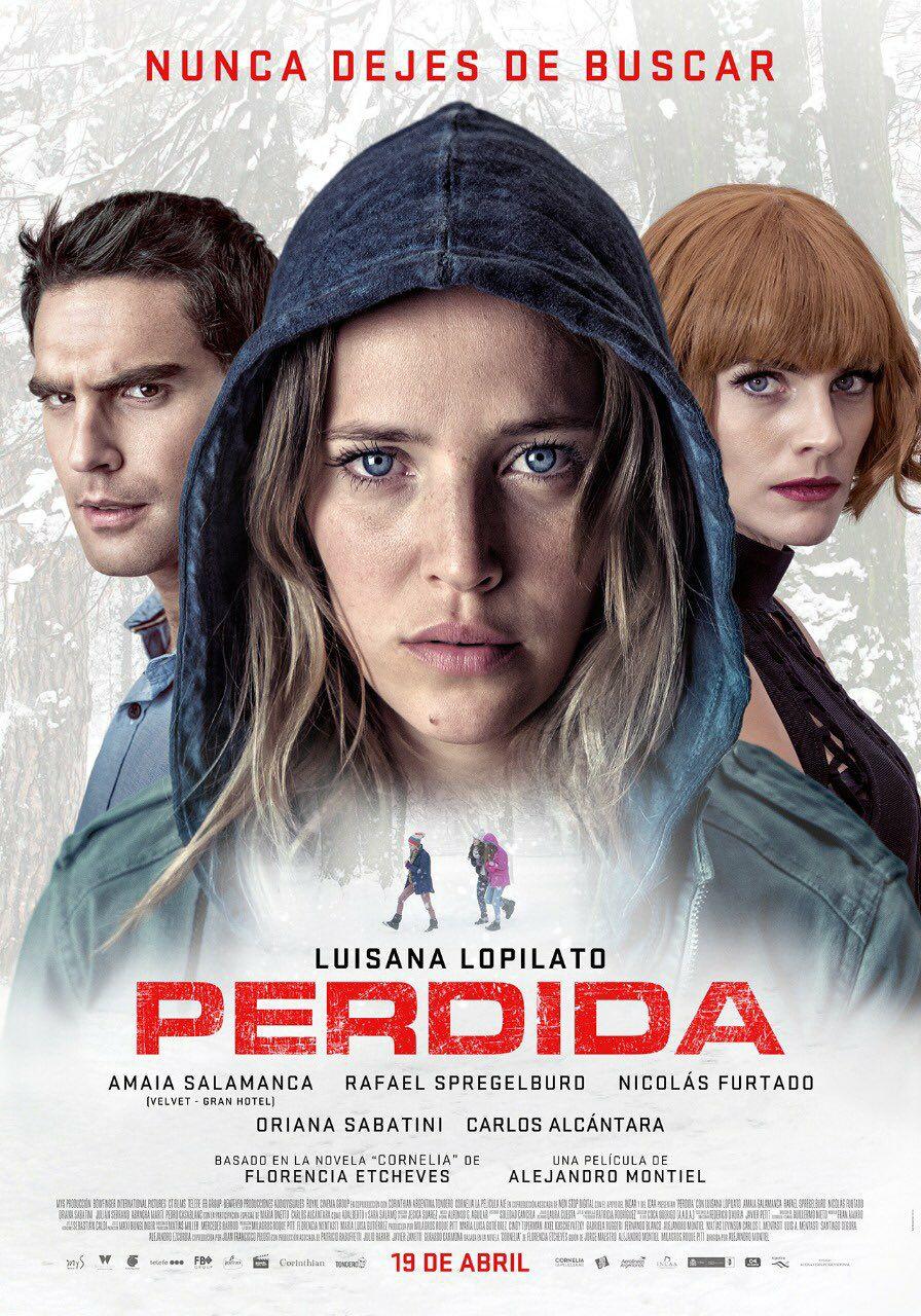 Perdida (2018) Spanish WEB-DL - 480P | 720P | 1080P - x264
