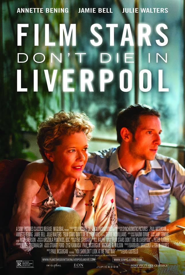 Film Stars Don't Die in Liverpool (2017)