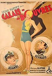 Calais-Douvres Poster