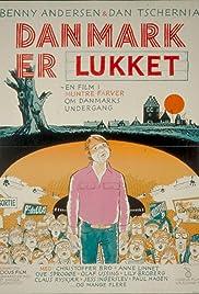 Danmark er lukket Poster