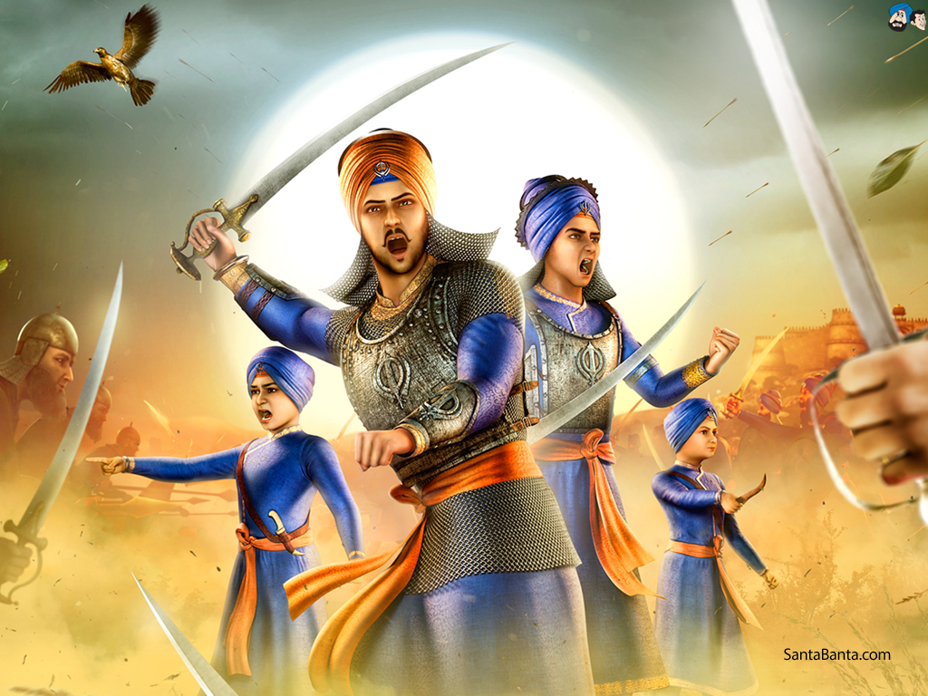 Image result for chaar sahibzaade