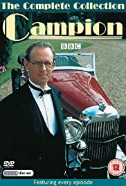 Mystery!: Campion Poster