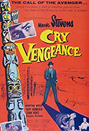 Cry Vengeance Poster