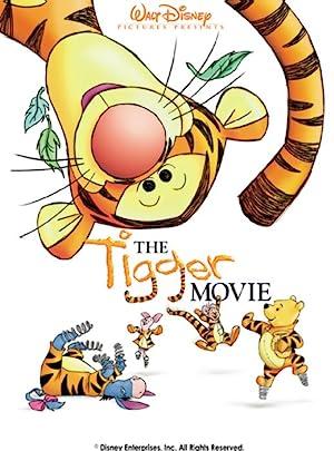 The Tigger Movie poster