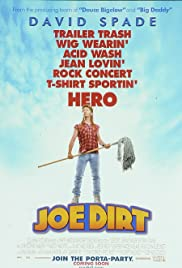 Joe Dirt Poster