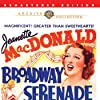 Lew Ayres and Jeanette MacDonald in Broadway Serenade (1939)