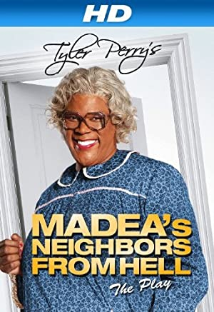 Madea's Neighbors from Hell movie poster