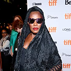 Grace Jones at an event for Grace Jones: Bloodlight and Bami (2017)